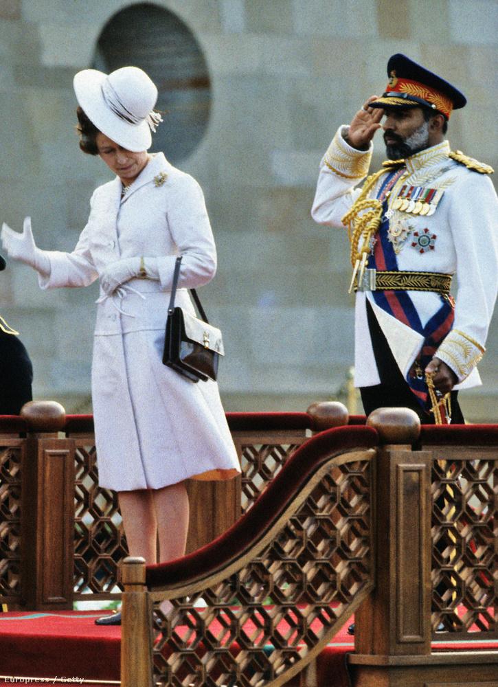 Erzsébet királyné 1979-ben
