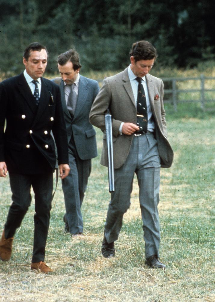 1973 - Károly herceg és inasa, Stephen P
