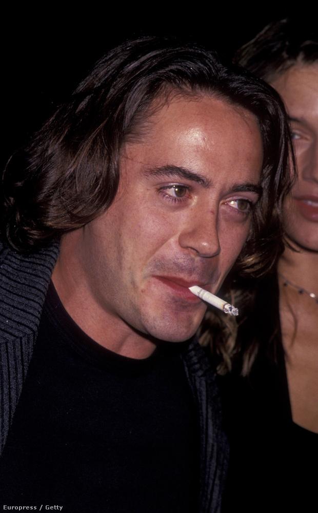 Egyébként észrevette már, hogy Robert Downey Jr