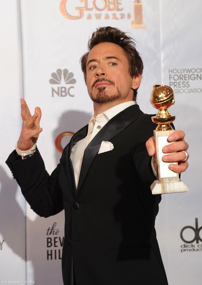 Amiért gyorsan kapott is egy Golden Globe-díjat