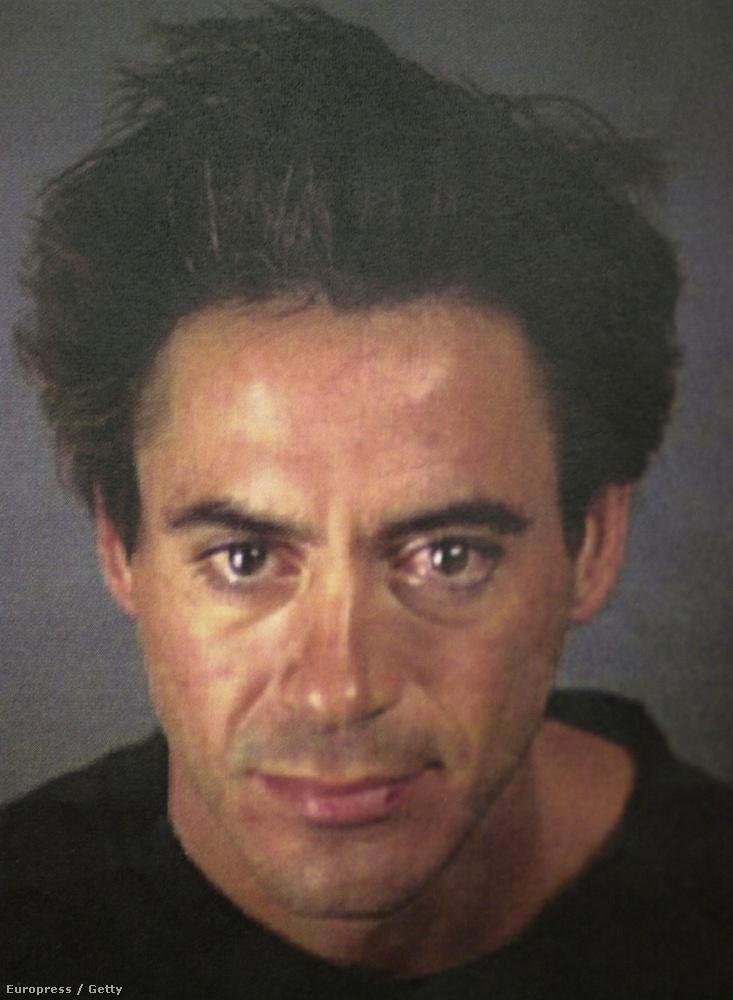 2000-ben ismét elkapták a rendőrök egy kis kokainnal ls metamfetaminnal