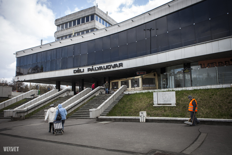 Pénteken több hónapos kihagyás után újra megnyitott a Déli pályaudvar.