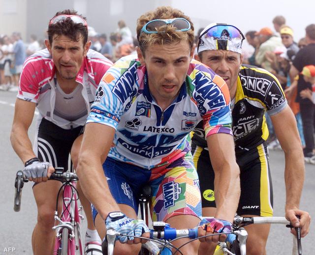 Pavel Tonkov 1999-ben (k)