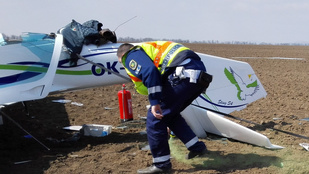 A pilóta vesztette életét az úrhidai repülőgépbalesetben
