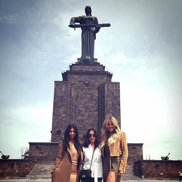 Ha nem tudta volna, Kim Kardashian örmény származású