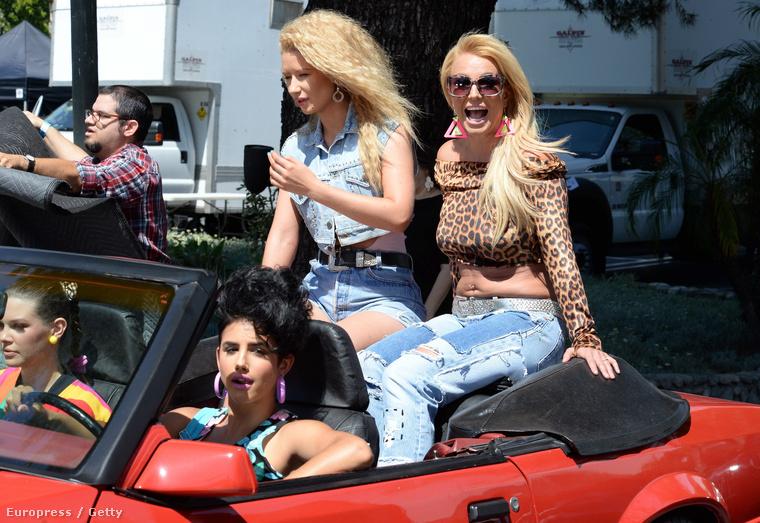 De leginkább Spears arca.                         Hát lehet nem imádni?ISTENNŐ!!!!