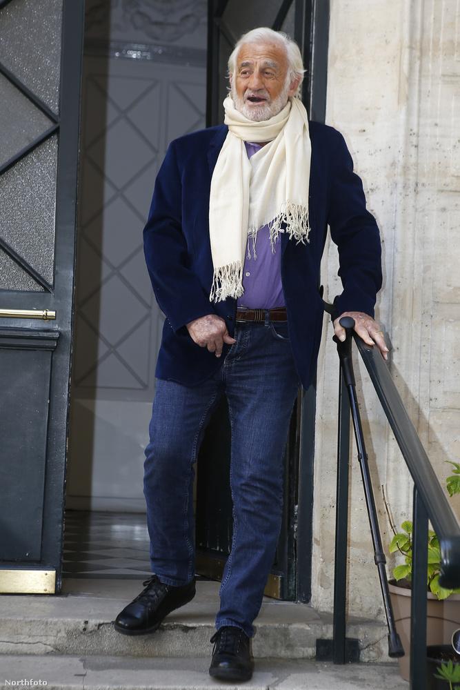 Ha ön nagyon fiatal, és fogalma nincs, hogy ki az a Jean-Paul Belmondo, elég, ha annyit tud, hogy nagyon híres francia színész....