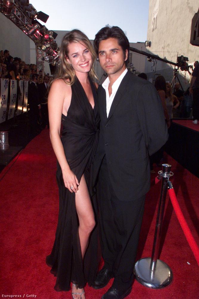 Rebecca Romijn pedig még Stamos volt