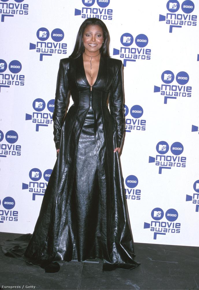 Mert a pop királynője leginkább Janet Jackson volt