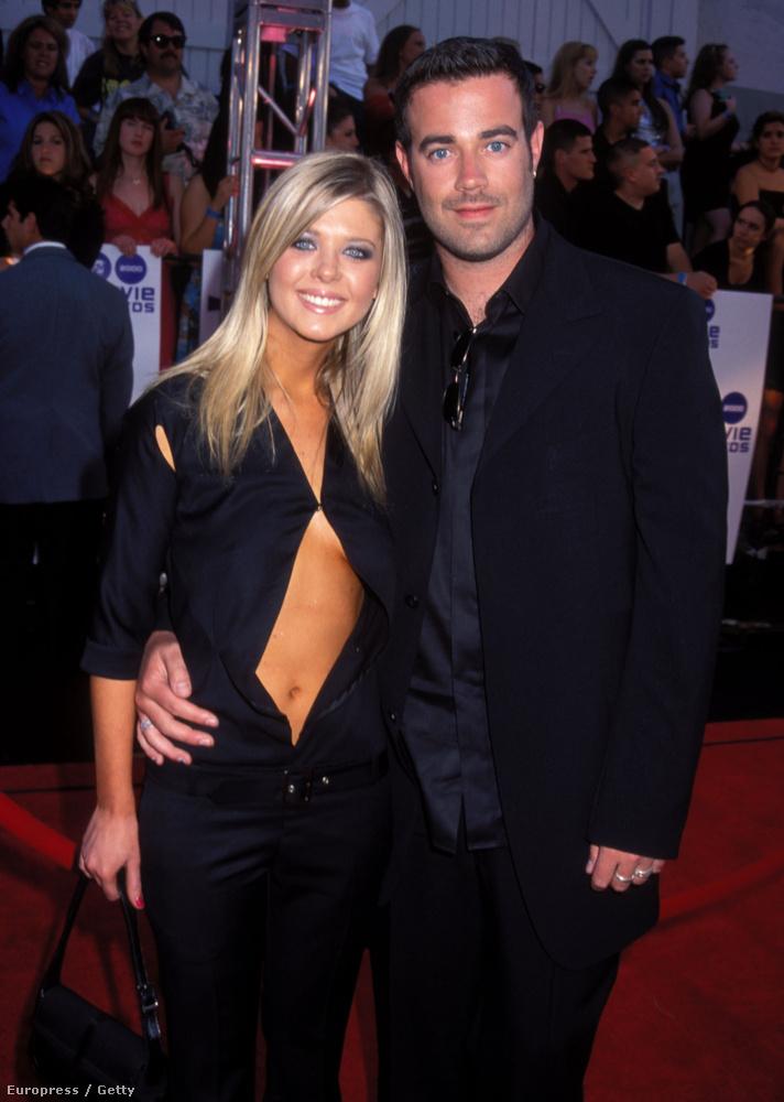 De a 15 évvel ezelőtti MTV Movie Awards leginkább azért volt nagyon szép, mert Tara Reid még egészégesen nézett ki