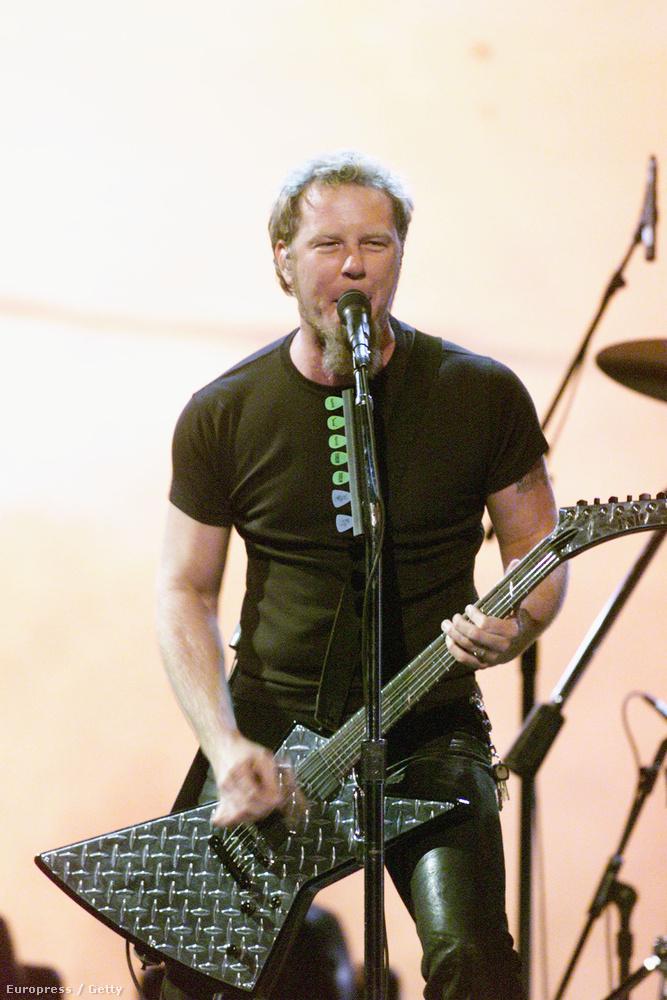 És ez volt az a díjátadó, ahol a színpadon egymás után lépett fel a Metallica