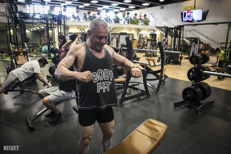 Gondolta volna, hogy vannak olyan fitneszversenyzők, akik 40-50-60,-de még 70 évesen sem adták fel, és kőkeményen edzenek?                         Ők azt vallják, hogy van, aki 40 fölött érik be, van, aki 50 felett kezdi, és van, aki 60 fölött ér a csúcsra.
