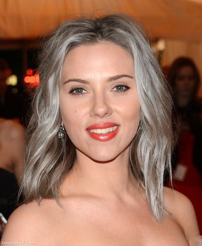 Taylor Swift után Scarlett Johansson a második az őszlistán.Ugye, hogy nem olyan rossz ez?
