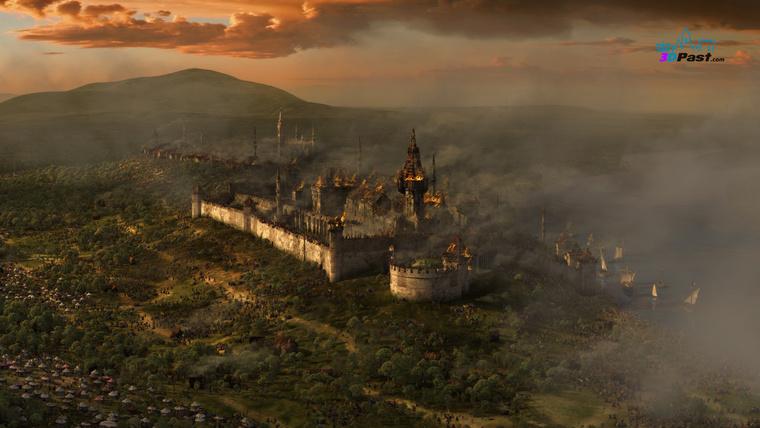 Érdemes összevetni a képet a Mátyás-kori Budáról készült videóval!