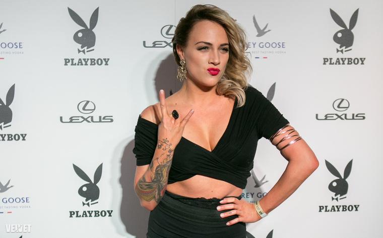 Tóth Gabi énekesnő, zsűritag az X-faktorból