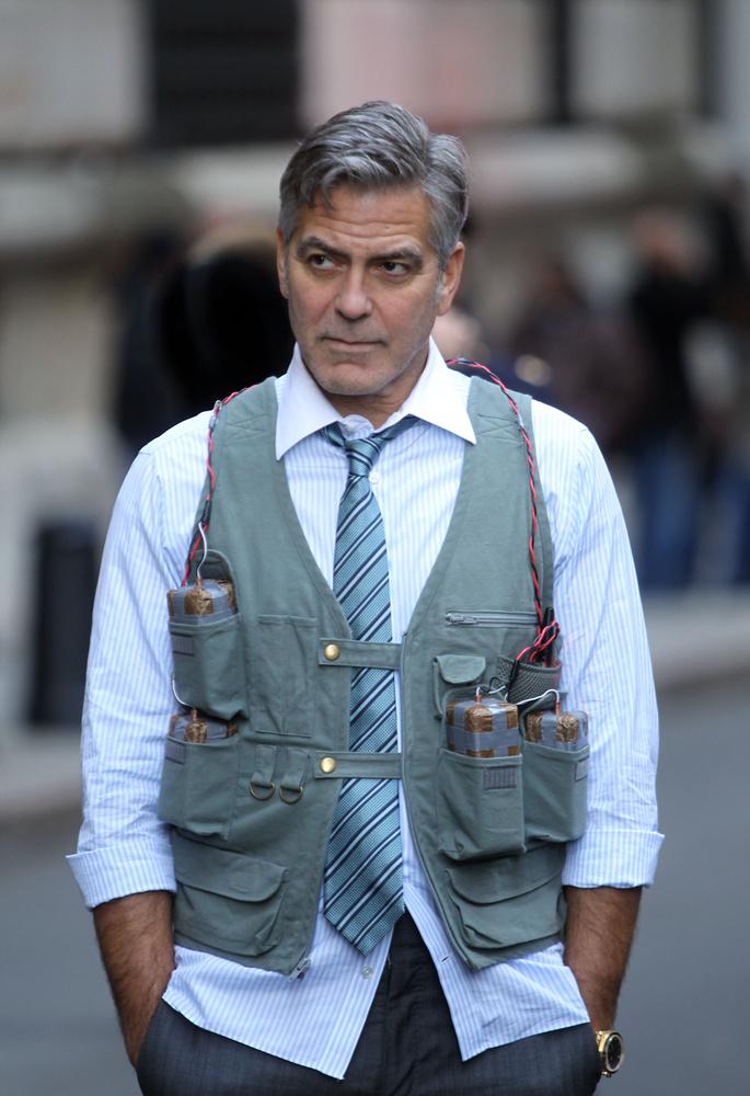 Előre szólunk, ha eddig ellen tudott állni Clooney-nak, most minden megváltozik.