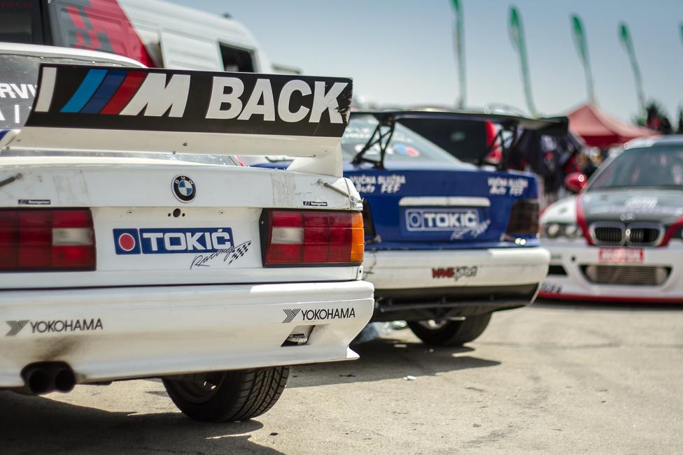 Nincs drift BMW nélkül
