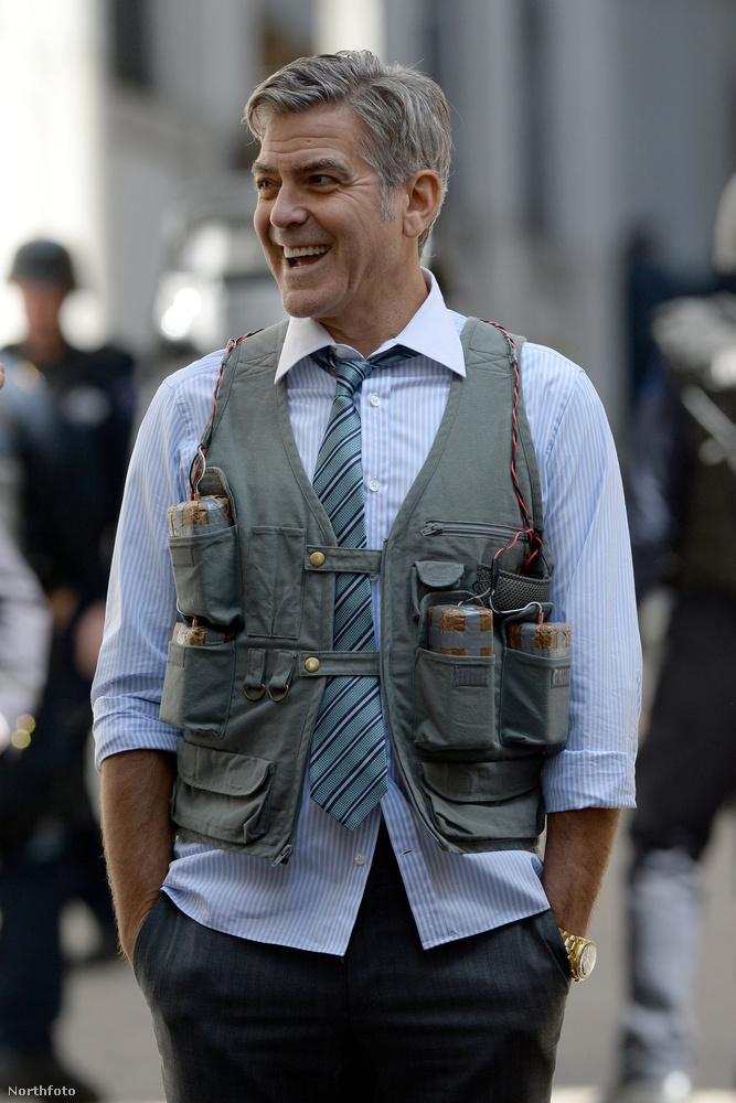 A filmben Clooney többek között Julia Roberts oldalán játszik majd.
