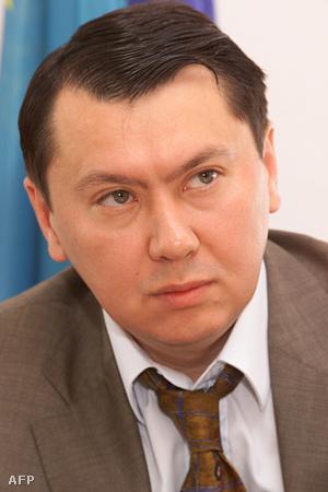 Rakhat Alijev