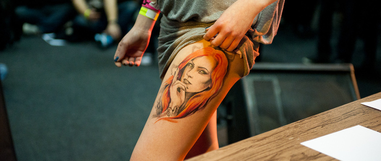 Budapest Tattoo Convention