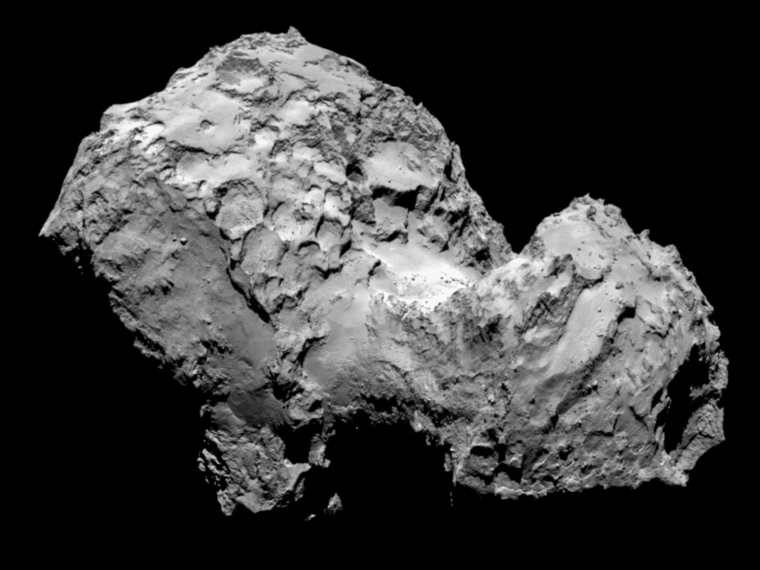 Rosetta OSIRIS NAC comet 67P 20140803 1.png