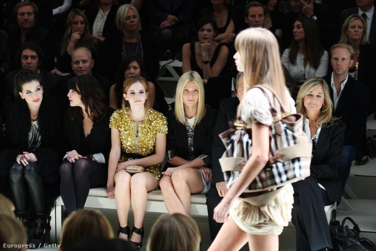 És olyan hírességek mellé ültették már le a nagyobb divateseményeken, mint Gwyneth Paltrow
