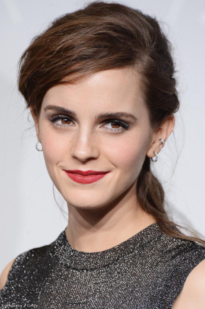 Mert Emma Watsonnál tényleg nehéz csodálatosabb lényt találni