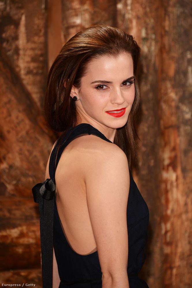 Talán csak David Beckham fiait, de az mindegy is, mert most Emma Watson születésnapja a lényeg