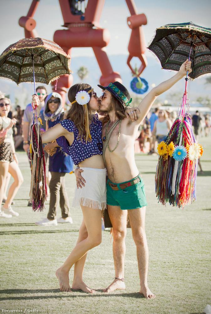 A tavalyi Coachella egyik remekül eltalált fotója