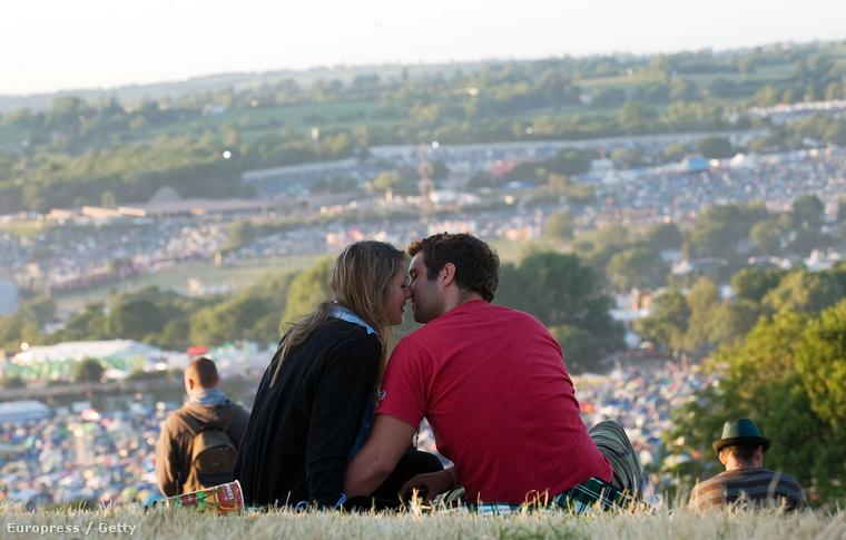 Jók voltak viszont a kilátások a 2010-es Glastonburyn