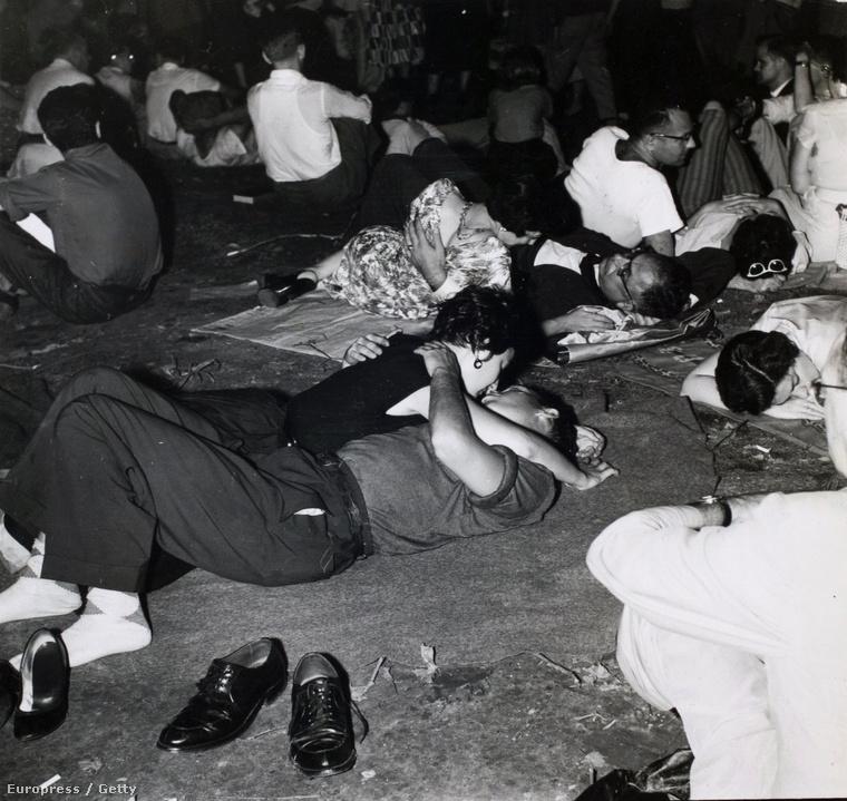 1970-ben volt a harmadik és egyben utolsó fesztivál a Wight-szigeten Nagy-Britanniában