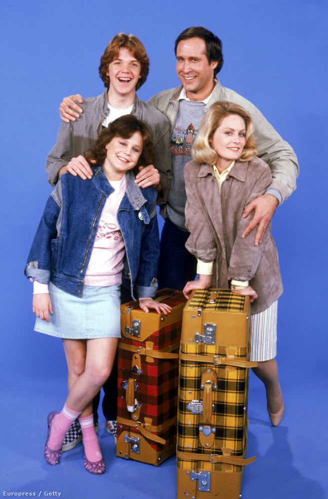 A 1983-as első részt az Európai vakáció követte 1985-ben, ebben a Griswold család európai körutazást nyer
