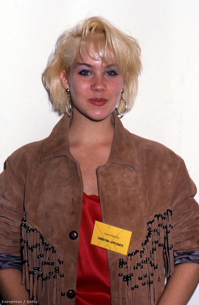 Applegate így nézett ki a 80-as évek közepén.