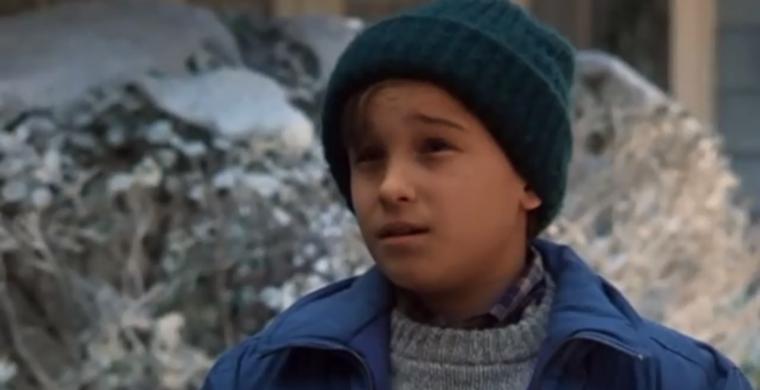 A harmadik rész, a Karácsonyi vakáció hozta el a sorozatba a furcsa időzavart