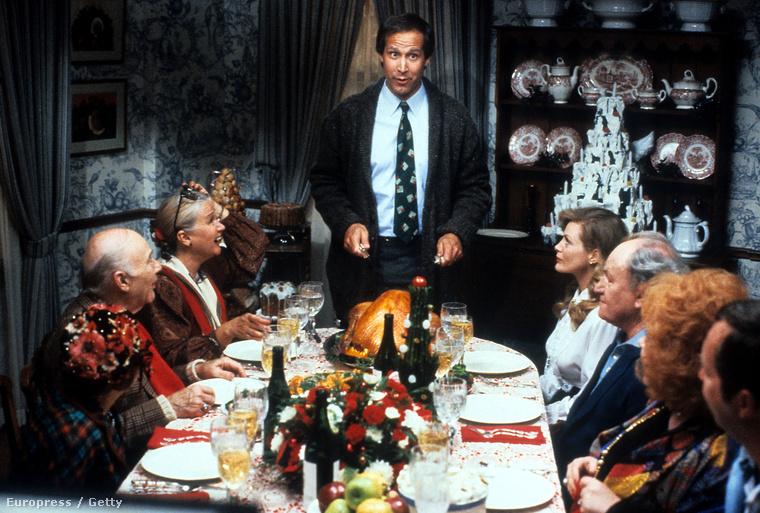 A sok folytatás közül a szerintünk kánon szerinti harmadikat 1989-ben mutatták be, Karácsonyi vakáció címmel