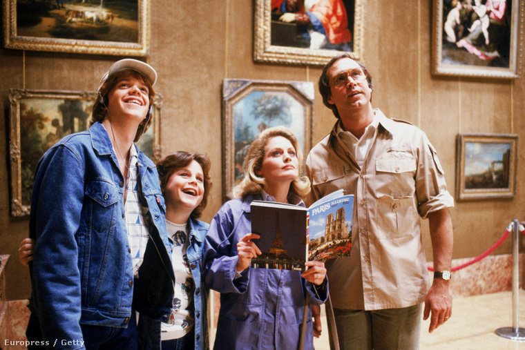1993 óta nem játszott semmilyen filmben, az Európai vakáció messze a leghíresebb film, amiben szerepelt.