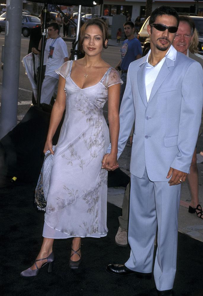 Lopez első férje egy kubai pincér, Ojani Noa volt