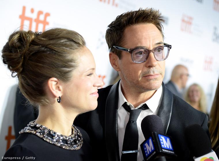 Robert Downey Jr.Valószínűleg őt sem kell senkinek sem bemutatni