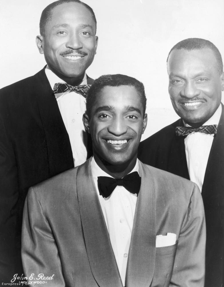 Sammy Davis Sr