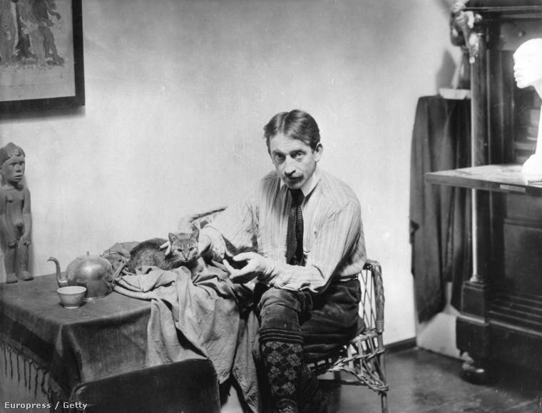 Ez a cirmos 1915 egyik kiemelkedő híressége volt