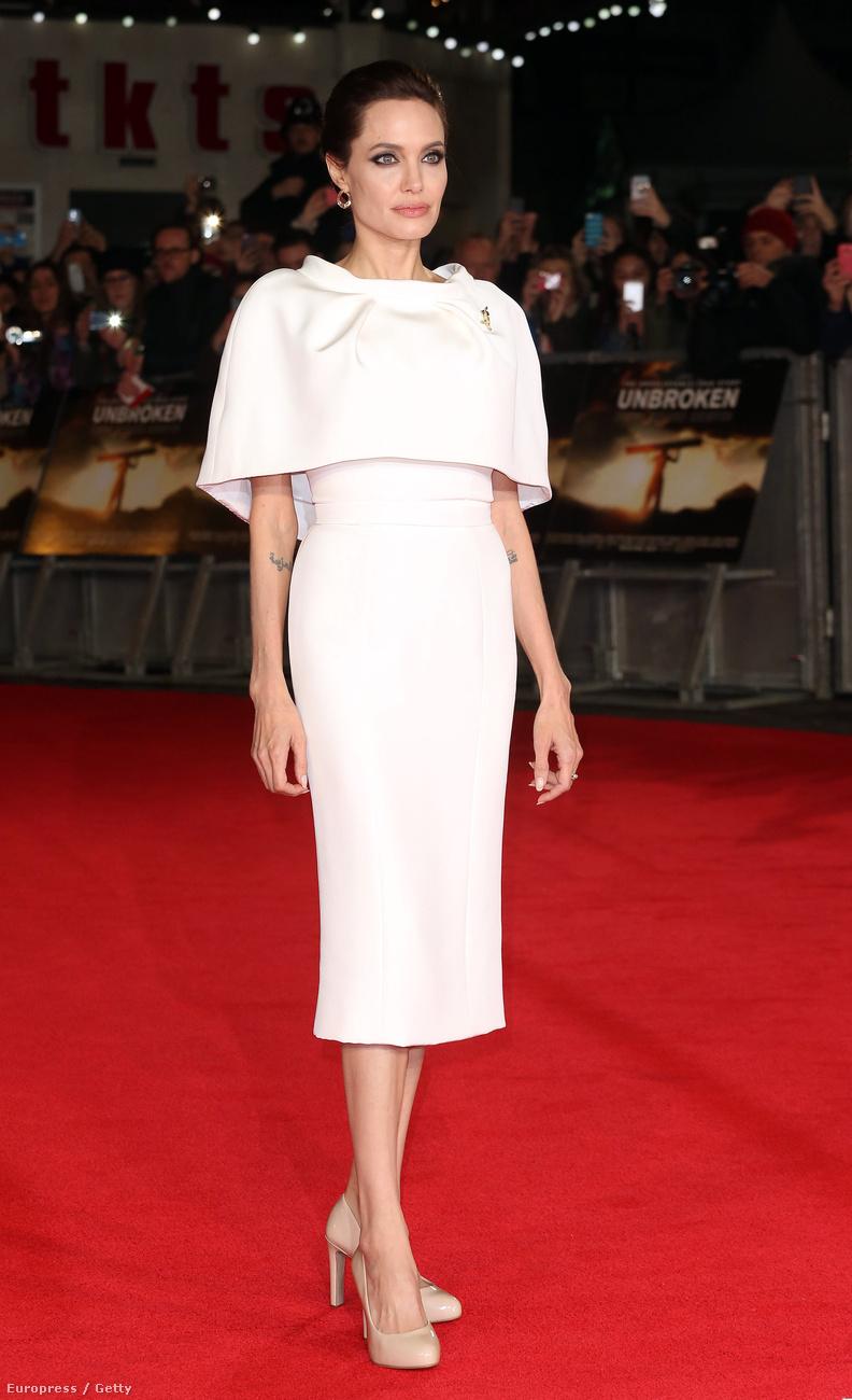 Angelina Jolie szinte törpelábúnak számít ebben a mezőnyben, pedig...