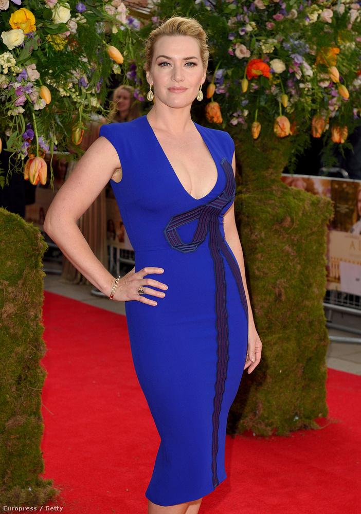Kate Winslet mellesleg is erős, de emellett