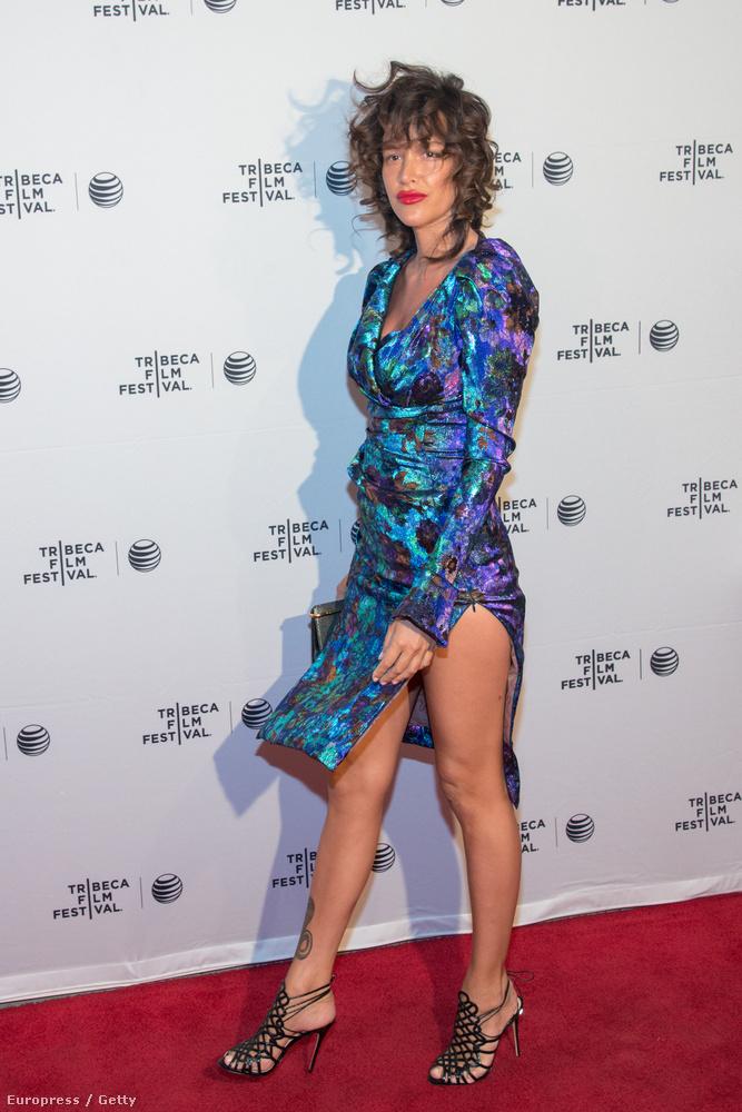De Courtney Love szinte semmi Paz de la Huertához képest