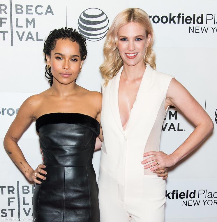 A napokban elkezdődött a New York-i Tribeca filmfesztivál, ami nem csak azért érdekes, mert ilyenkor bemutatnak egy csomó érdekes filmet, hanem azért, mert egy csomó érdekes celeb is megmutatja magát