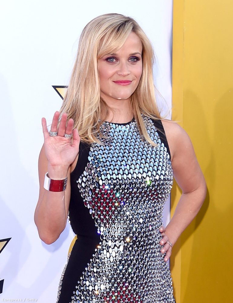 Reese Witherspoon is ezt tette