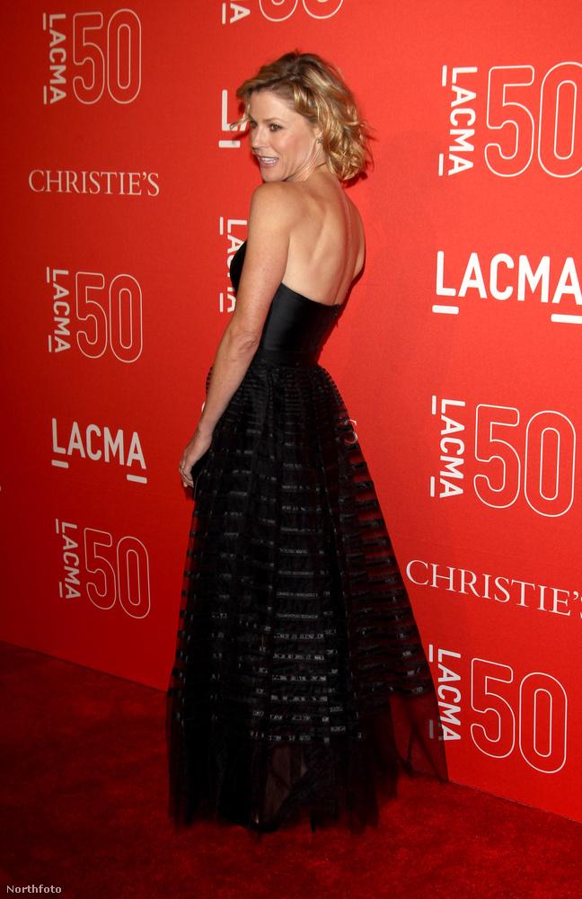 Az este legjobb nője egyértelműen Julie Bowen volt, akit itthon leginkább a Modern családból ismerhetünk