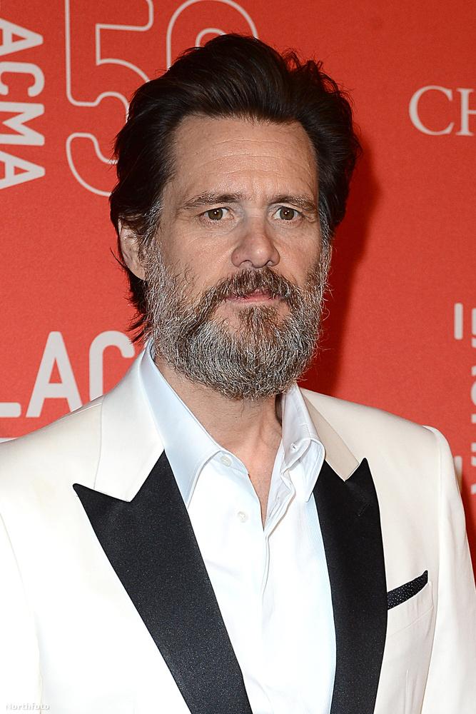 Carrey annyira nincs túlfoglalkoztatva mostanában, 2016-ra is mindössze egy filmben fog szerepelni, az idei évről pedig még szó sincs.