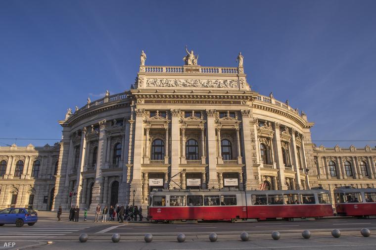 A bécsi Burgtheater