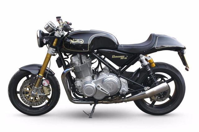 Norton Commando 961SE - Richard Hammond