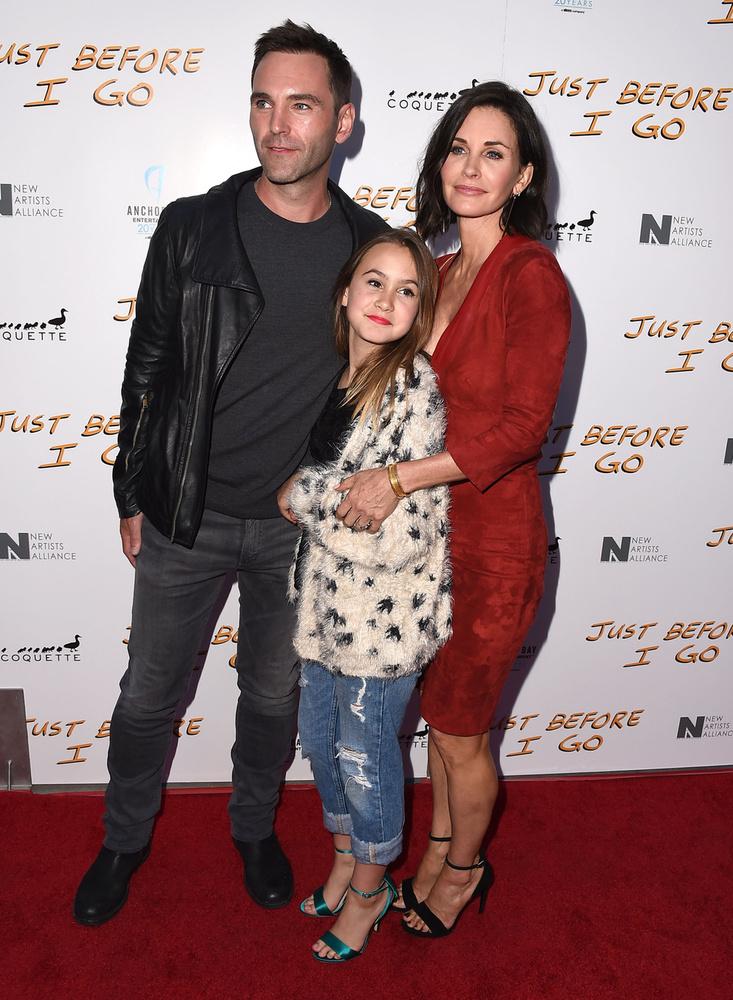Cox lánya, Coco Arquette már 10 éves
